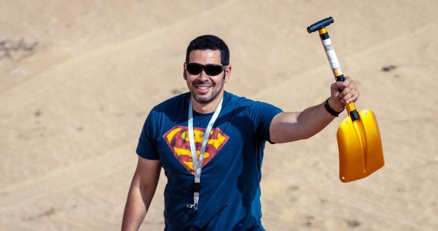 Tarek, Desert Fellas