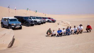 Second Try, Desert Fellas trip - Photo by Anupama